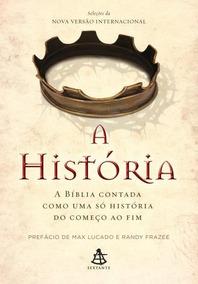 A História-a Biblia Contada Como Uma Só História.(brochura)