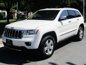 Jeep Grand Cherokee 5.7 Limited Premium V8 4x2 Mt 2012