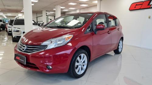 Nissan Note Extra Full Unico Dueño!! ((gl Motors))