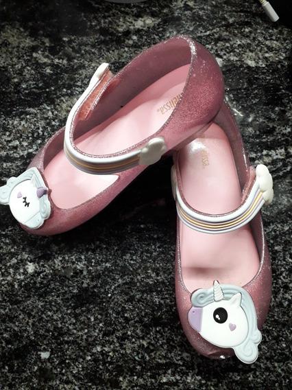 Balerinas Minimelissa Brasil Importadas Poco Uso
