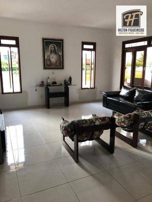 Casa Com 3 Dormitórios À Venda, 208 M² Por R$ 650.000 - Centro - Cruz Do Espírito Santo/pb - Ca0757