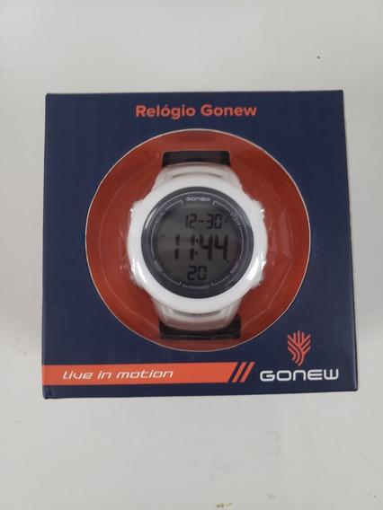 Relógio Gonew Energi Ii (rl-090) Branco