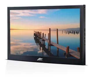 Kenowa 11.6-inch 1920 X 1080 Portable Monitor For Mini Tv &