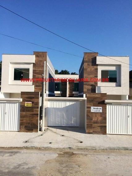 Xavantes/belford Roxo, Casa 2 Quartos, Sala, Cozinha, Banheiro E Garagem. - Ca00620 - 34139420
