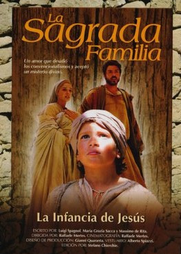 La Sagrada Famila Mini Serie Dvd