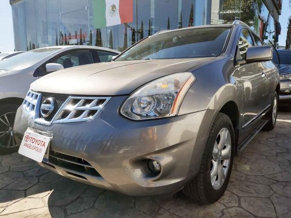 Nissan Rogue 2012 5p Advance Sl L4/2.5/aut