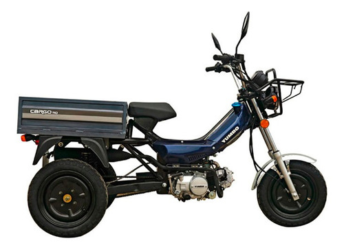 Yumbo Cargo 110 - Moped