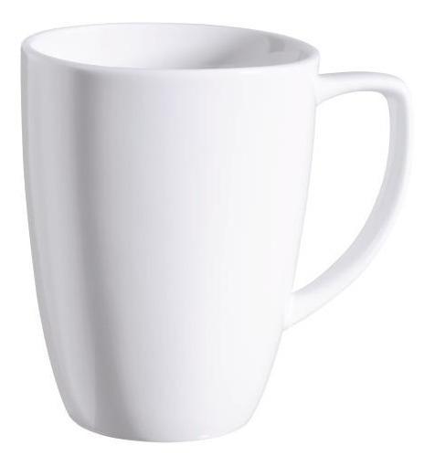Mug Pure White Square Corelle - 1070786