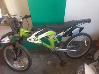 Bici Moto Rod 20