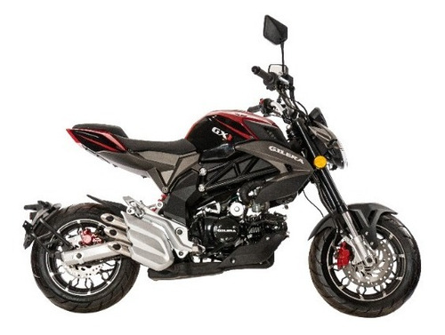 Gilera Gx 1 Vs - 0km - Calle Minibike - Showroom Oficial