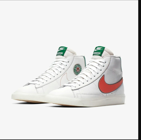 Tênis Nike X Stranger Things Blazer Mid Hawkins High - 44