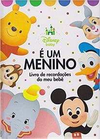 Disney Baby- Livro De Recordações: É Um Menin