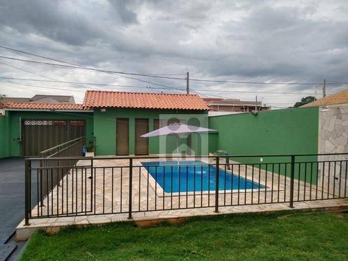 Casa Com 3 Dormitórios À Venda, 140 M² Por R$ 370.000 - Parque Residencial Cândido Portinari - Ribeirão Preto/sp - Ca0928