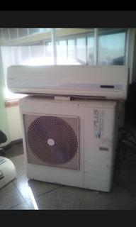 Aire Acondicionado De 36.000 Btu (sin Compresor)