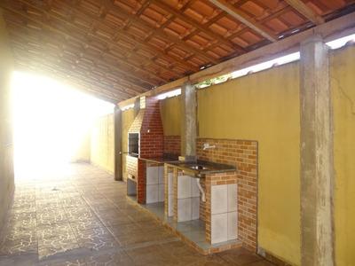 Casa A Venda Perto Da Praia Em Mongaguá! Ref: 6231 M