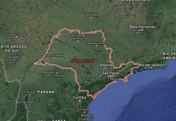 Área Para Compensação Ambiental Estado De São Paulo - Brasil