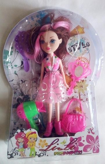 Boneca Tipo Monster High Brinquedos Pra Menina Novo Barato