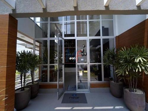 Imagem 1 de 16 de Ref 6764 - Excelente Sala Comercial Nova De 64,5 M²  - Aclimação. Muito Bem Localizado. - 6764