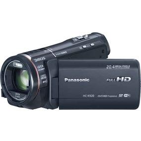 Filmadora Hc-x920 Panasonic Wifi Com Luneta 3d
