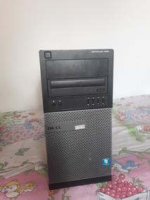 Vendo Cpu Dell Modelo Optiplex990 3 Geração
