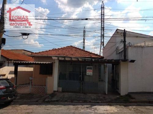 Imagem 1 de 2 de Terreno À Venda, 125 M² Por R$ 500.000 - Vila Leopoldina - São Paulo/sp - Te0257