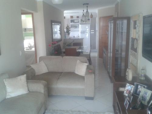 Imagem 1 de 14 de Venda Apartamento Praia Grande Tupi Lazer Completo