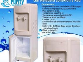 Dispenser De Agua Frio-calor Conectado A La Red Alquiler