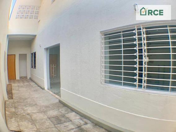 Casa Para Alugar, 340 M² Por R$ 5.000/mês - Petrópolis - Natal/rn - Ca0134