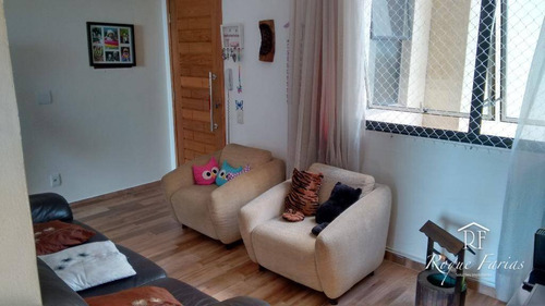 Imagem 1 de 20 de Apartamento  Residencial À Venda, Jaguaré, São Paulo. - Ap0098