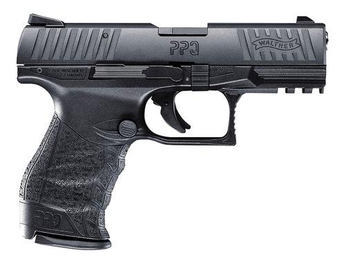 Imagen 1 de 4 de Pistola Walther Ppq Neg Co2 Bb/diáb 360