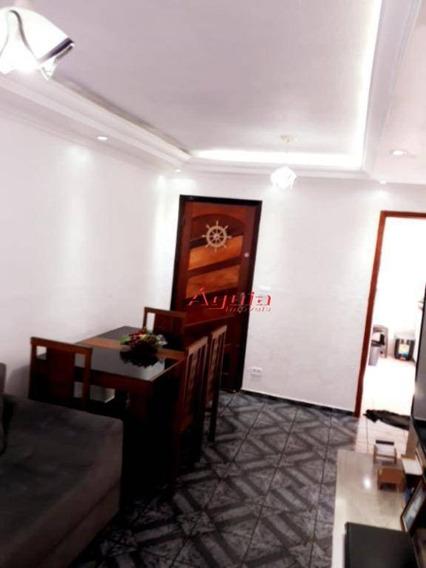 Apartamento À Venda, 55 M² Por R$ 165.000,00 - Cidade Satélite Santa Bárbara - São Paulo/sp - Ap0866