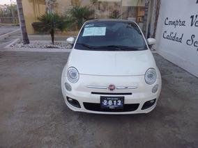 Fiat 500 1.4 3p Sport 6vel Qc Piel Mt