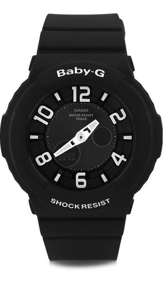 Reloj Baby-g Mujer Negro Bga-132-1bdr