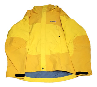 Campera Alta Montaña Expedicion Impermeable Gore Tex Pro