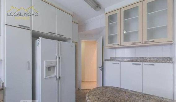 Apartamento Residencial Para Locação, Jardim Anália Franco, São Paulo. - Ap0152