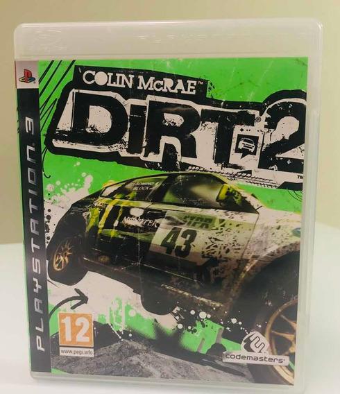 Jogo Colin Mcrae Dirt 2
