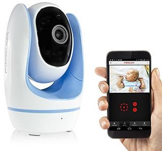 Fosbaby Video Digital Baby Monitor De Foscam Hd 720p Visión