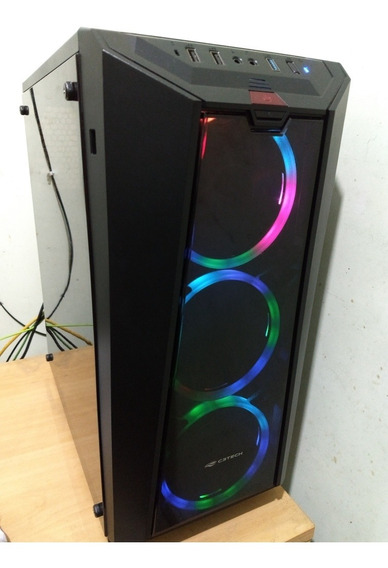 Pc Gamer (info Nas Fotos)