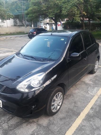 Nissan March S 1.0 12v Flex 5p C/ar, Ve, Te