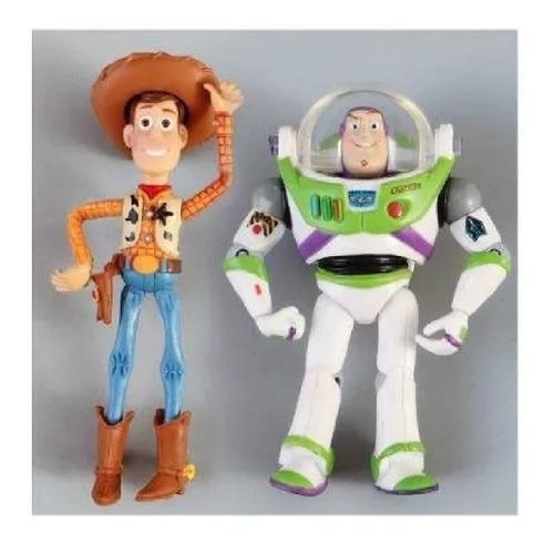 Toy Story Buzz Lightyear Y Woody El Vaquero 2x1