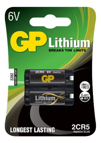 Pila Litio Gp Lithium 2cr5 / Superstore