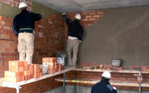 Pisos Paredes Concreto Demolición Enchape Tarrajeo Pintura