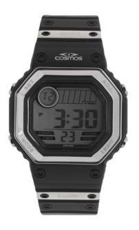 Relogio Cosmos Os40978s Wr 100m Novo Na Caixa