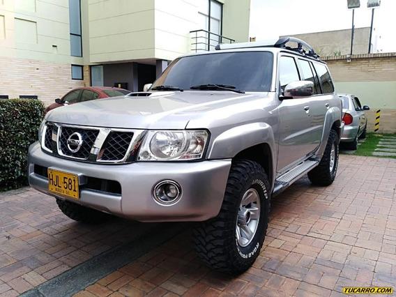 Nissan Patrol Grx
