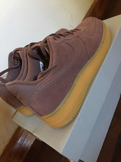 Nike Air Force 1 07 -bordo-