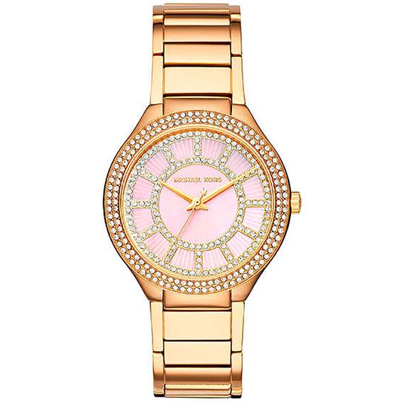 Relógio Michael Kors Feminino Mk3396/4tn