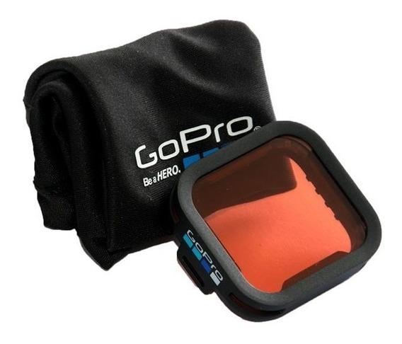 Filtro De Snorkel Water Blue Gopro, Para Hero 5 - Osixstore