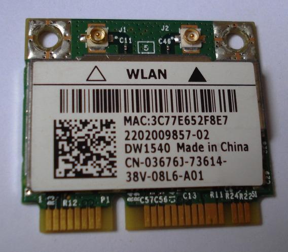 Placa Wireless Dw 1540 Broadcom