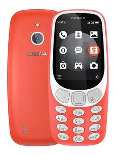 Nuevo Original Nokia 3310 3g Ta-1036 Unlocked Radio Linterna