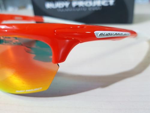 Óculos Ciclismo Rudy Project Noyz Laranja Original C Nf   Mercado Livre
